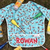 Personalized Art Smock: Back To School In Style!