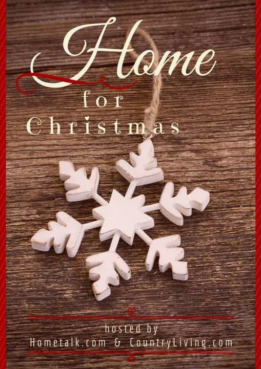 Home for Christmas Blog Hop! | Where The Smiles Have Been