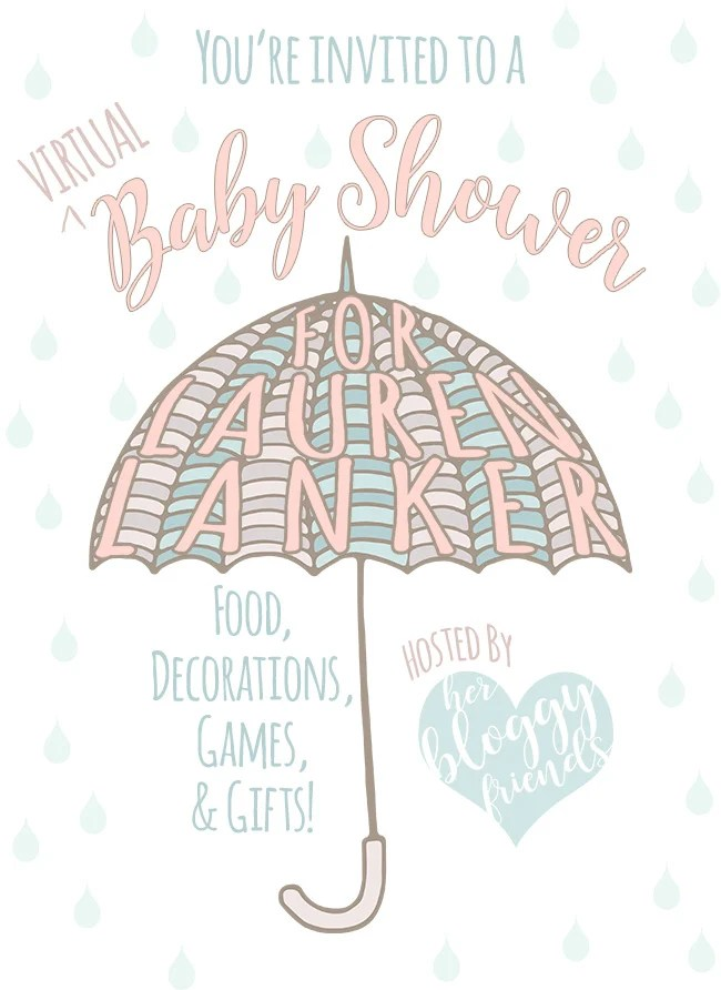You're Invited to a Virtual Baby Shower! | WhereTheSmilesHaveBeen.com