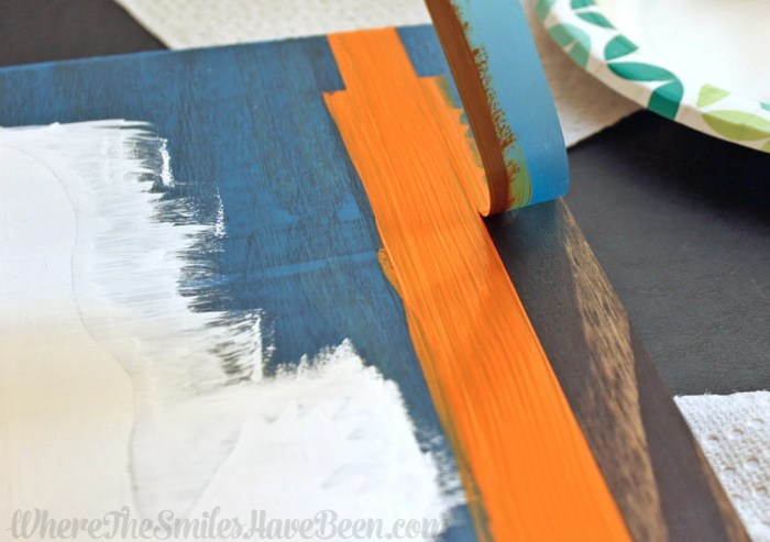 Tips for Using Stencil Film with a Silhouette + Font Bundle Giveaway! | Where The Smiles Have Been