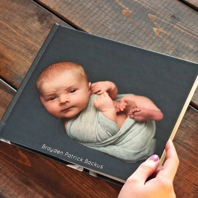 Tips for Creating the Perfect Baby Photo Book   Where The Smiles Have Been