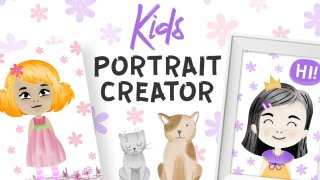 Kids Portrait Creator