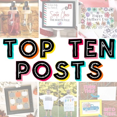 Top Ten Posts of 2018 Here at Where The Smiles Have Been! #TopTen #Blogging #2018 #TopTenPosts