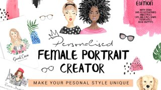 Female Portrait Creator
