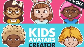 Kids Avatars Creator