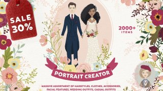 Wedding Portraits Creator