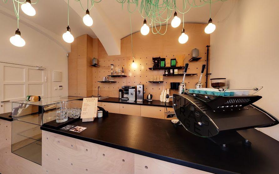 One Sip Coffee shop prague
