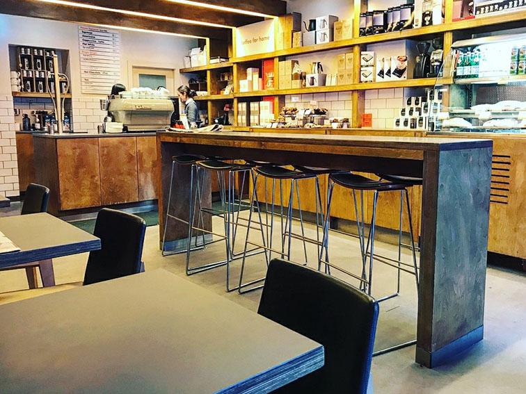 le migliori caffetterie di Dublino - where to drink coffee dublin coffee angel