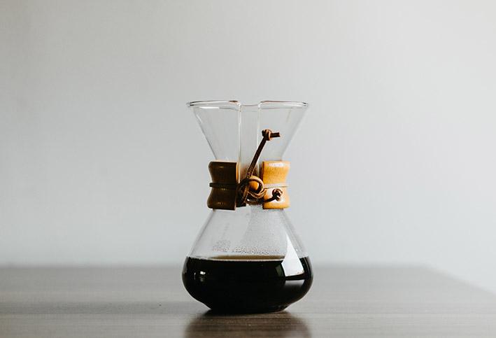 come-preparere-caffè-chemex