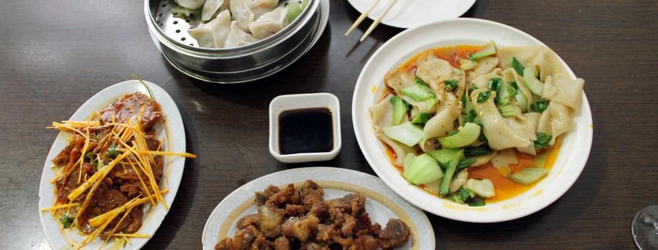 Restaurante autentico chino Madrid. Taro. Chuan Shui Yao USERA