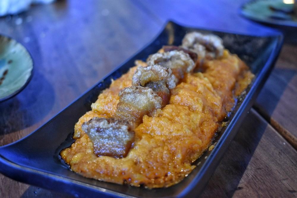 Restaurante Pai Pai. Patatas Revolconas con Torreznos.