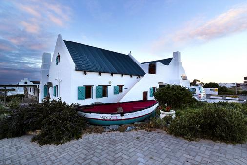 Beachwalkers Cottage Paternoster Accommodation