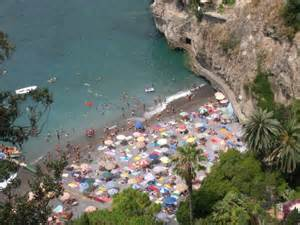 things to do in Positano - arienzo-beach