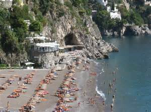 things to do in positano - beach