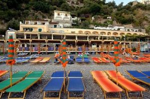Positano Hotels on the Beach - Pupetto