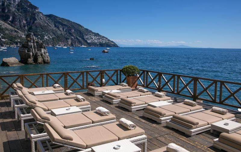 Hotel le agavi positano reviews