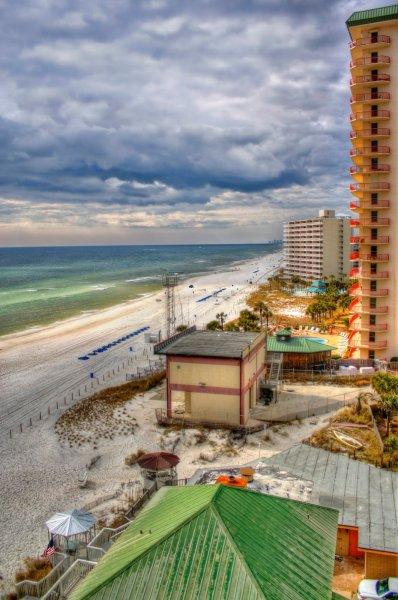 Beach Day Florida William Woodward