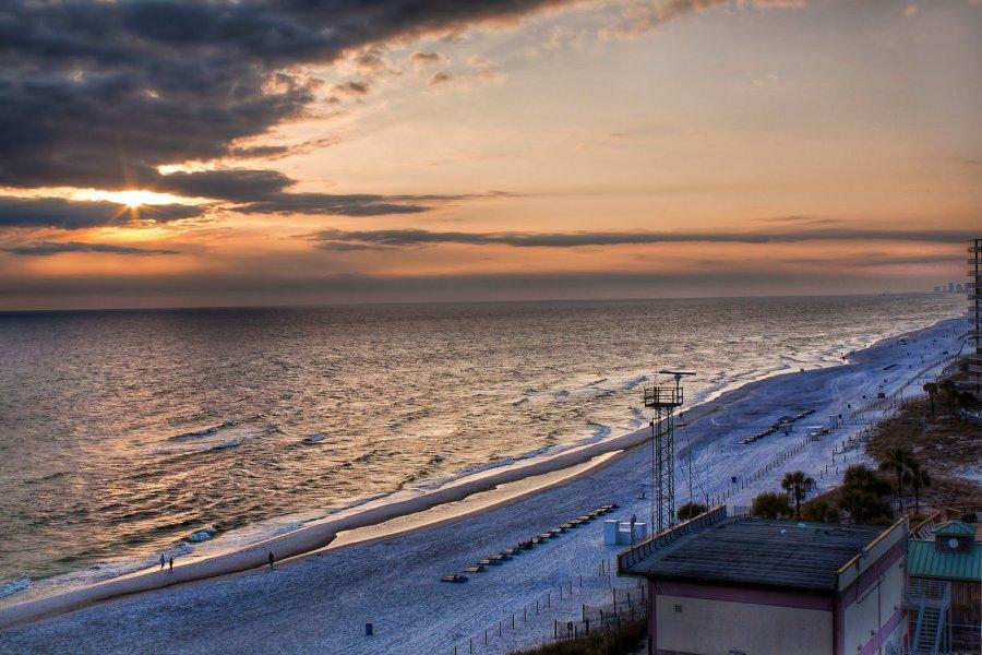 Beaches & Sunsets Florida William Woodward