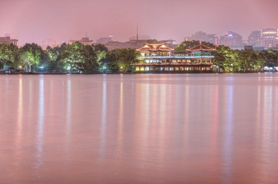 Evening Shooting Hangzhou William Woodward
