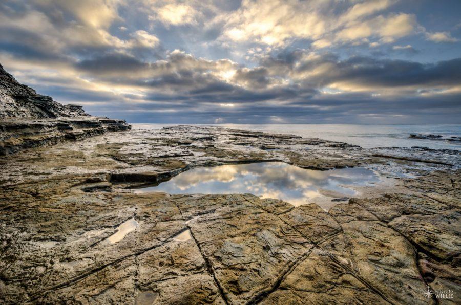 Sunset Cliffs William Woodward