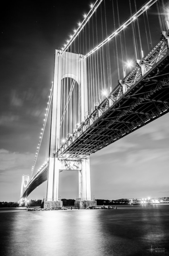 Bridge New York William Woodward