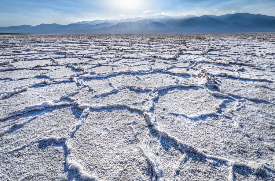 Flats of Badwater William Woodward