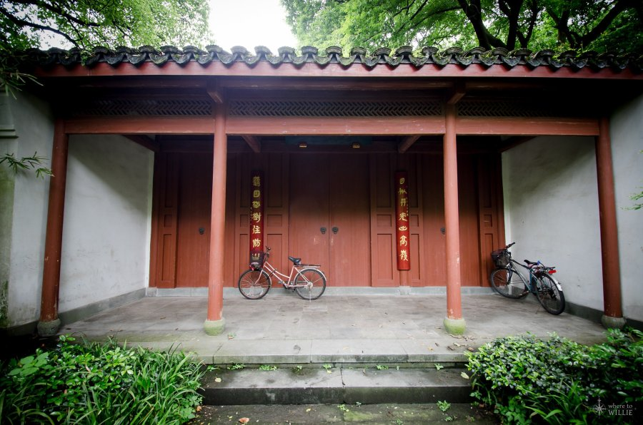 Park at the Door Hangzhou William Woodward