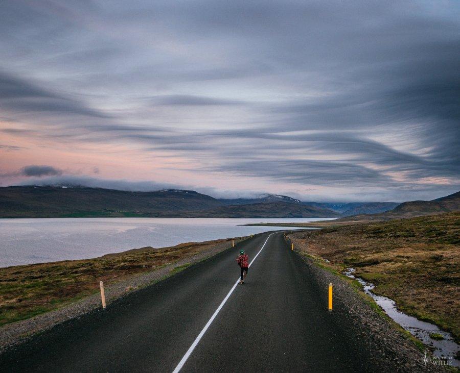 Iceyland Iceland Walter Mitty Skate