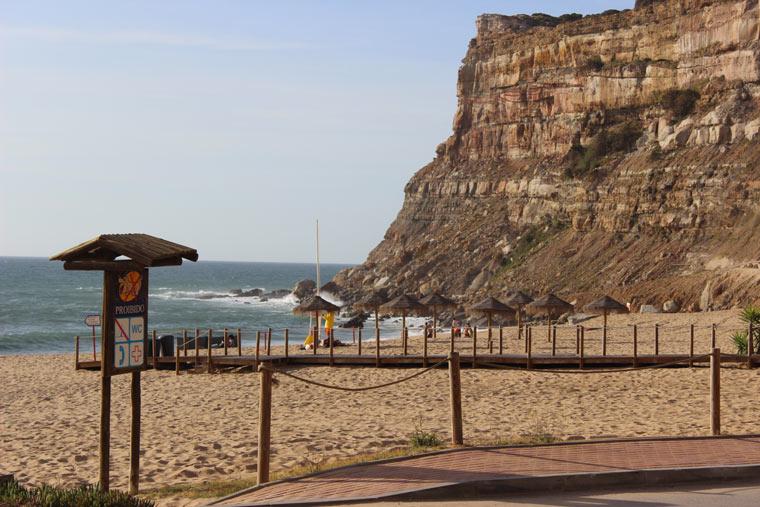 Praia da Calada in Ericeira