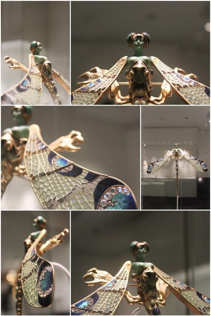 René Lalique´s Dragonfly Woman