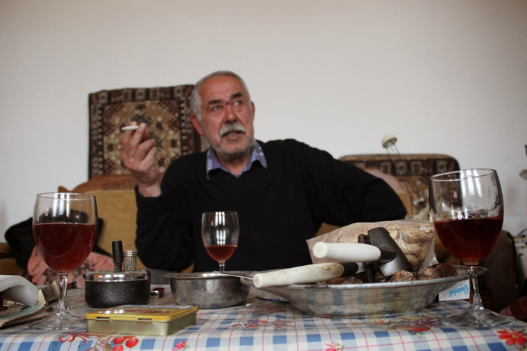 Mustafa Couchsurfing in Ortahisar