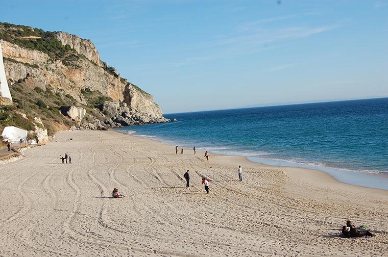 Praia da California Sesimbra