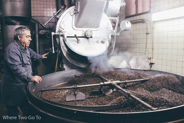 spots to visit in lisbon, portugal: Crafting coffee in the heart of Lisbon (Flor da Selva coffee)