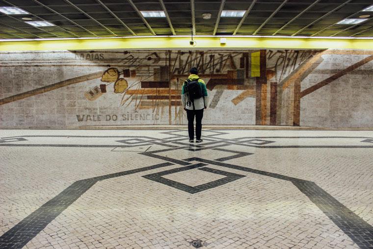 Olivais-metro-Lisbon