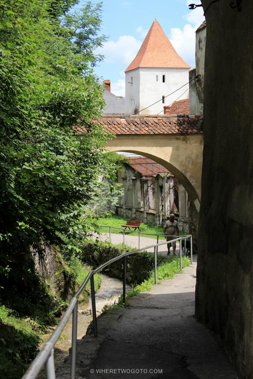 Brasov Transylvania Romania