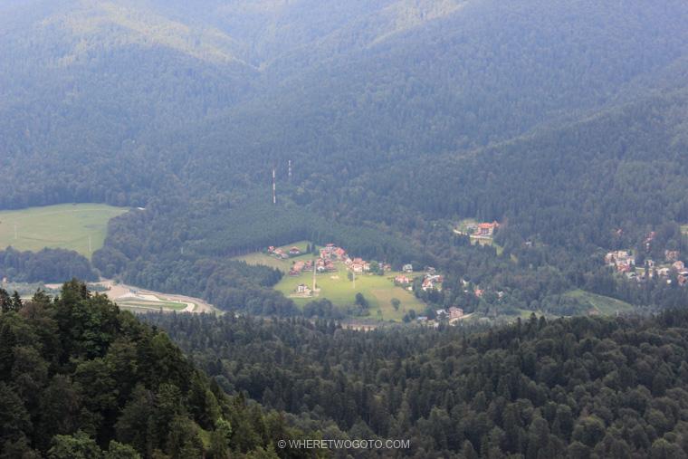 Sinaia Transylvania Romania