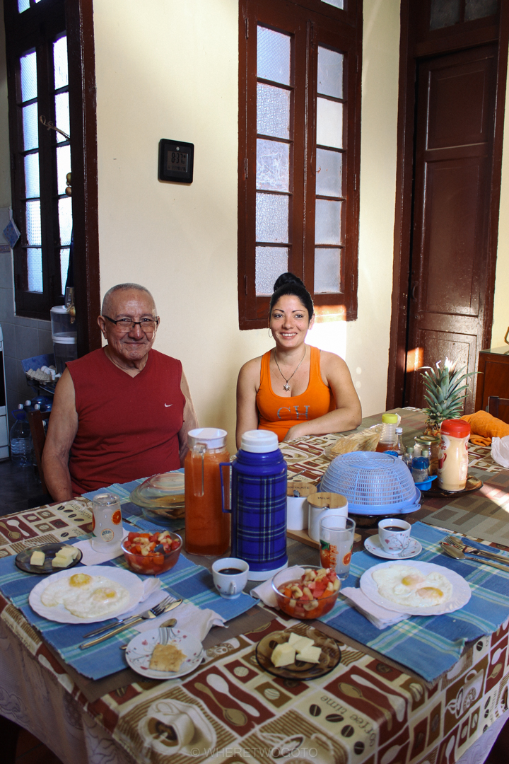 Alvio casa particulart Havana Cuba Where Two Go To