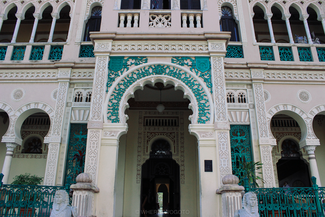 palacio de valle moorish architecture