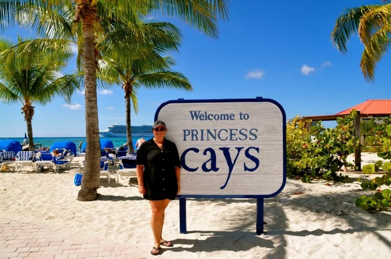 melody pittman at princess cays