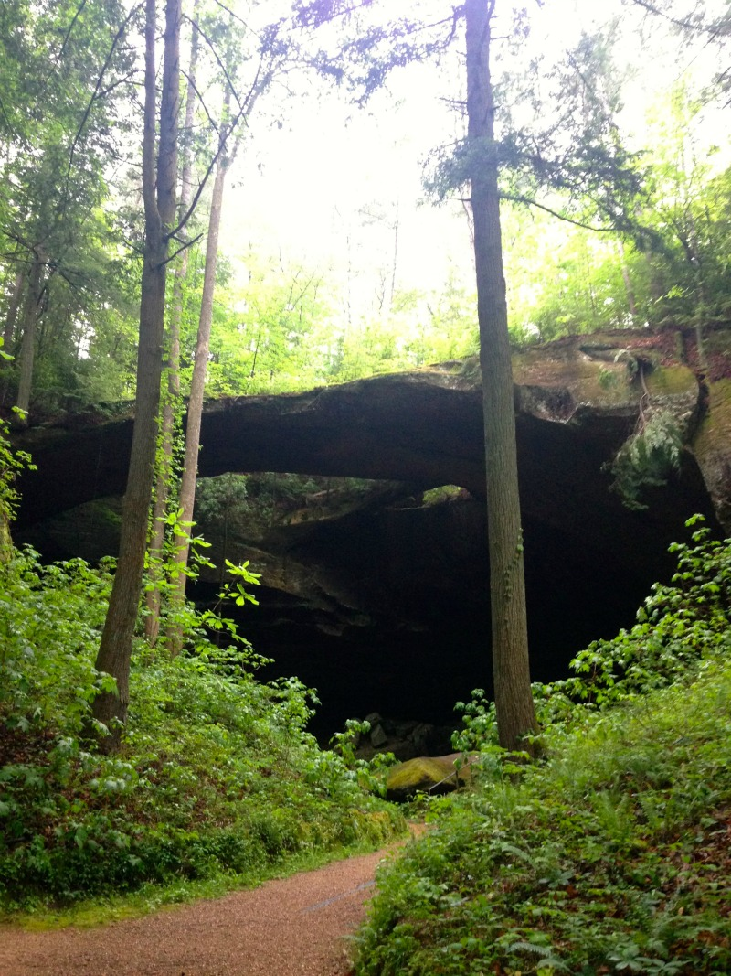 natural bridge in alabama