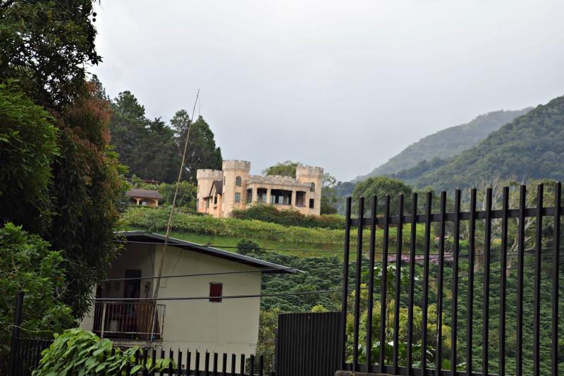 Pictures of Boquete: Castle