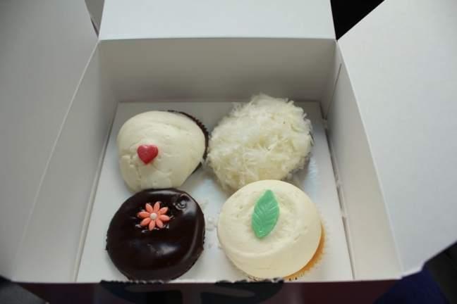 Georgetown Cupcake cupcakes