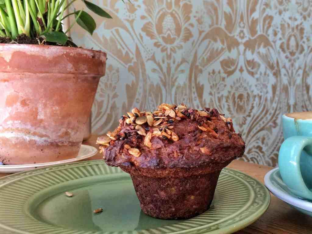 Innocent Muffin Fantail Bakery, Toronto