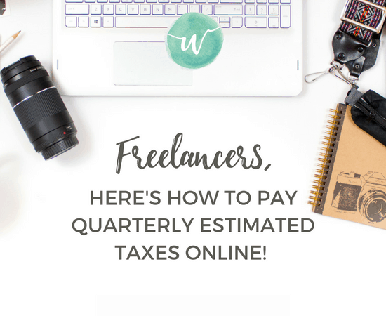 How to Pay Quarterly Estimated Taxes Online - Featured