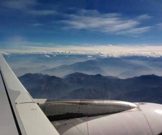 flying to cusco peru