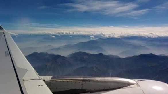 flying to cusco peru