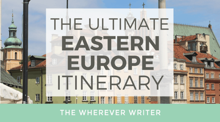 2-week Eastern Europe Itinerary - Featured