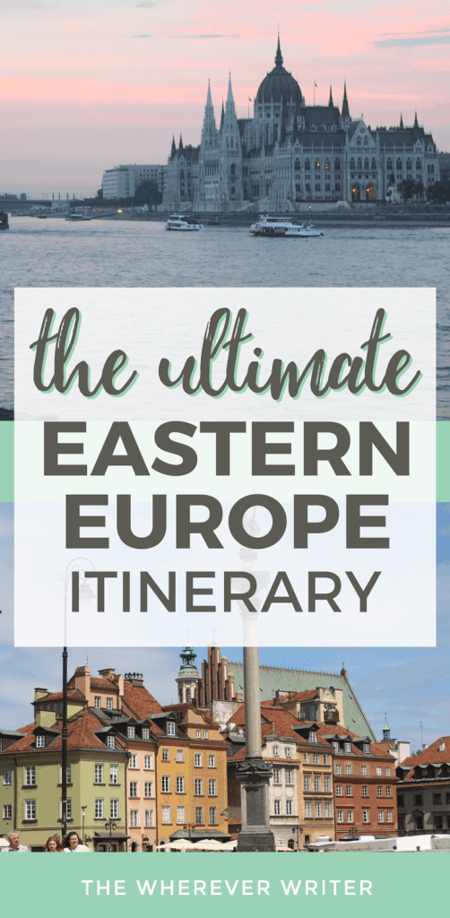 Eastern Europe Itinerary 2 Weeks