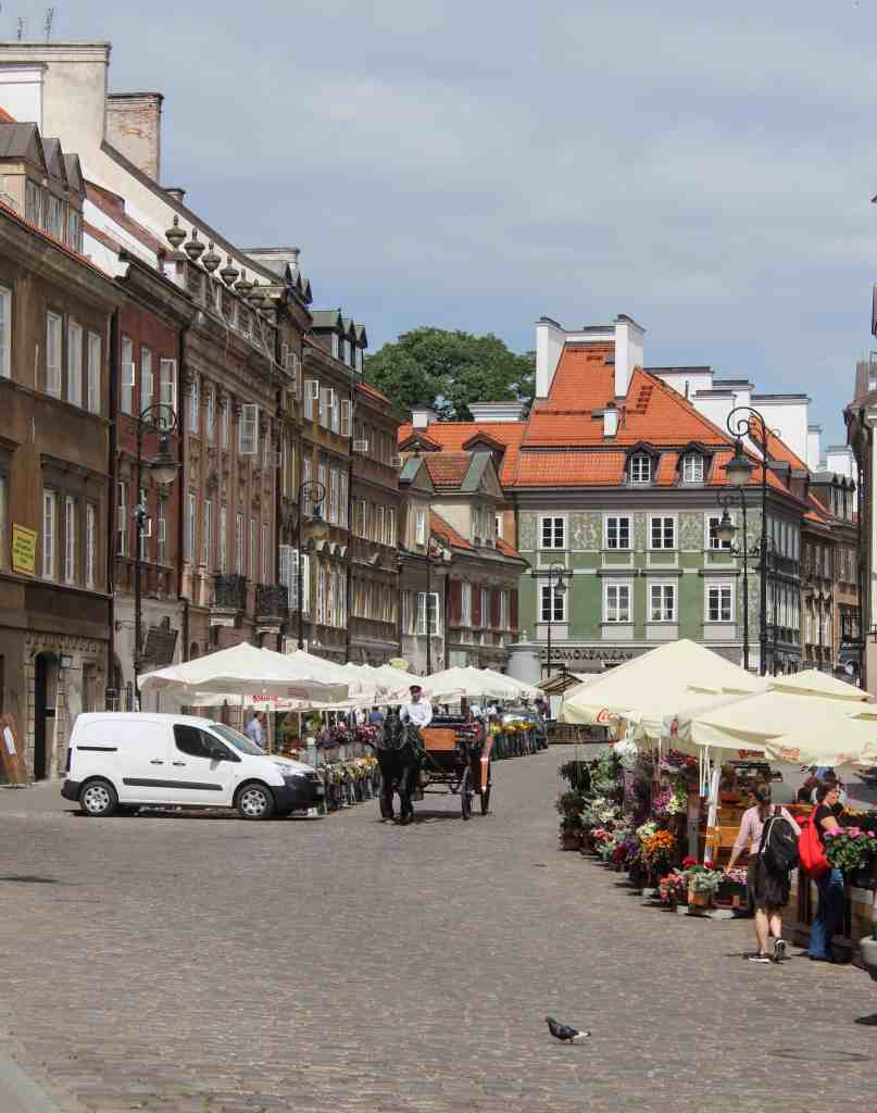 Eastern Europe Itinerary - Warsaw, Poland