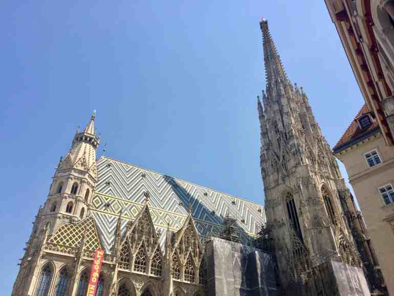 2 Days in Vienna - St. Stephen's Cathedral